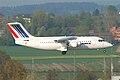 City Jet Avro RJ 85; EI-RJP@ZRH;16.04.2011 595er (5628914591).jpg