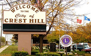 Crest Hill, Illinois City in Illinois, United States