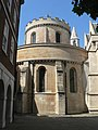 City of London, circular section of Temple Church - geograph.org.uk - 865100.jpg