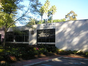 Subiaco, Western Australia - City of Subiaco council chambers