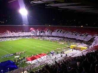 Independiente Santa Fe - Image: Clásico 250 048