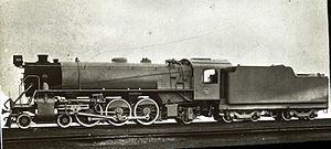 1925 in South Africa - Class 16D