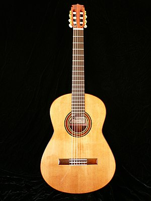 Marchione Classical Guitar- Cedar and Indian R...