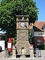 Clock Tower, Thornford - geograph.org.uk - 453015.jpg