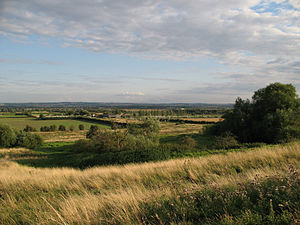 Croydon, Cambridgeshire - Site of Clopton village