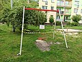 Closed playground during the COVID-19 pandemic in Krapkowice,2020.05.06 (05).jpg