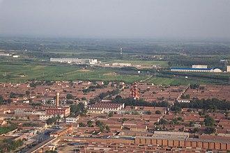 Langfang - Image: Closer Look at Farming Village in Langfang