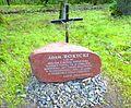 Cmentarz na Barbarce w Toruniu, mogiły indywidualne1.jpg