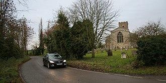 Dry Drayton - Dry Drayton church
