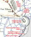 Coalhouse Fort area map.png