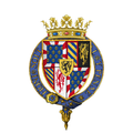 Coat of Arms of Charles, Duke of Burgundy, KG.png