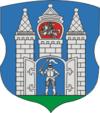Official seal of Mogiļeva