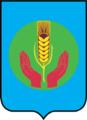Coat of Arms of Pokhvistnevo rayon (Samara oblast).png