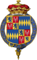 Coat of arms of Hugh Percy, 1st Duke of Northumberland, KG, PC.png