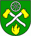 Coat of arms of Miňovce.png