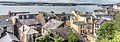 Cobh (pronounced Cove) dominates Cork Harbour one of the largest natural harbours in the world (7174162825).jpg