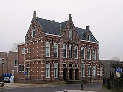 Former post office in Coevorden