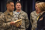 Col. Patty Wilbanks retires after 27 years of service (29879684022).jpg