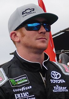 Cole Whitt American stock car racing driver