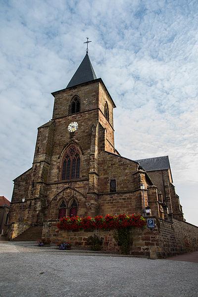 Collégiale Saint-Étienne de Hombourg-Haut