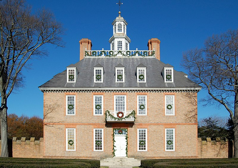 Governor S Palace Williamsburg Kitchen