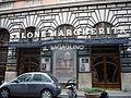 Colonna - via due Macelli - Salone Margherita Bagaglino 1020519.JPG