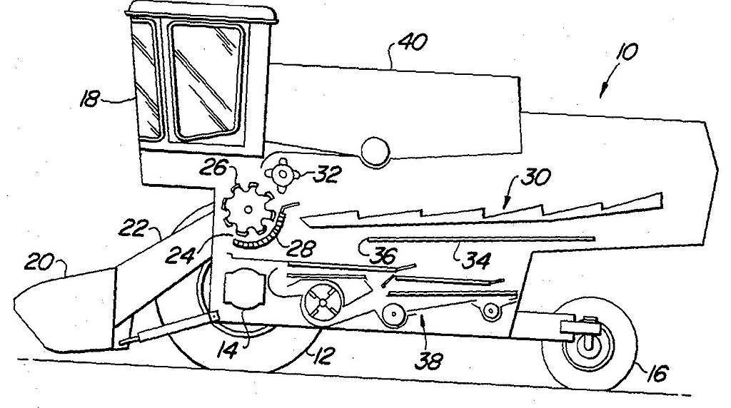 Combine Harvester Schematic : File combine parts g wikimedia commons