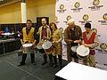 ComiCon2014 Browncoat Brass Drumline.JPG