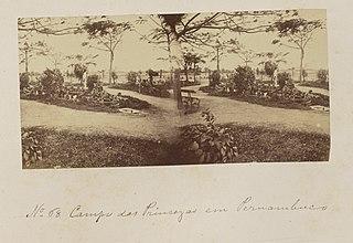 Campo das Princesas em Pernambuco