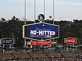 Commemoration of Clayton Kershaw No-Hitter, Dodger Stadium, Los Angeles, California (14517857375).jpg