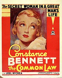 Image result for the common law 1931