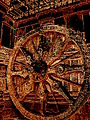Complete wheel of the chaiot- sun temple.JPG