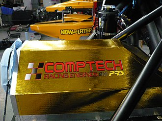 Comptech - Image: Comptechracer 2