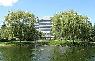Islandia, New York - Headquarters of CA Technologies