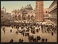 Concert in St. Mark's Place, Venice, Italy-LCCN2001700997.jpg