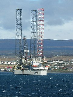 Jackup rig ship type; self-elevating platform or vessel