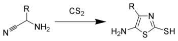 The Cook-Heilbron thiazole synthesis