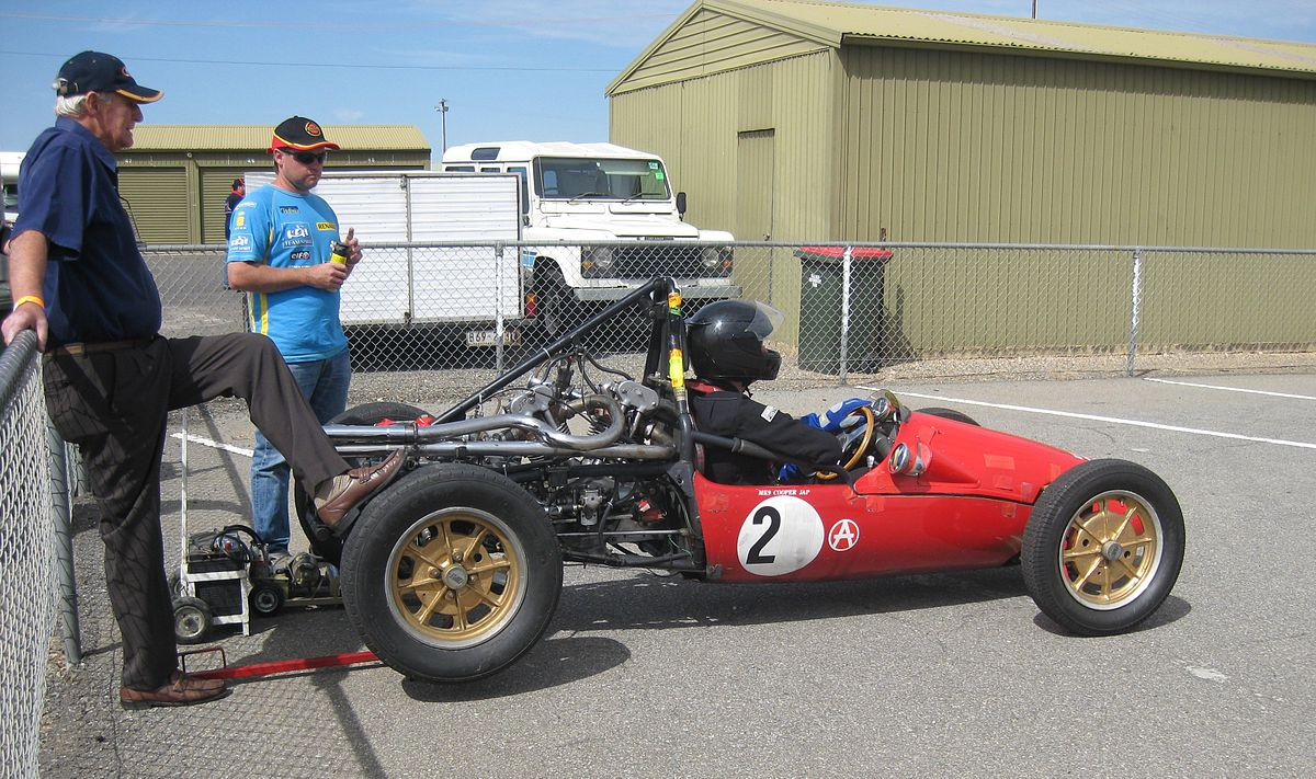 Jap Powered Midget Race Cars