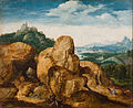 Cornelis Metsys - Landscape with the Flight to Egypt - Google Art Project.jpg