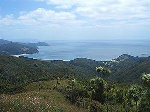 Coromandel Peninsula - Waikawau Bay