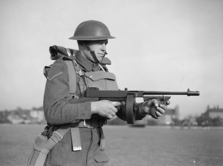 Corporal, East Surrey Regiment 1940