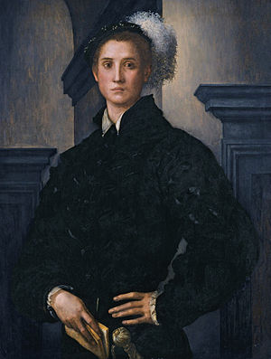 Cosimo I de' Medici, Grand Duke of Tuscany - Cosimo I de' Medici, c, 19 years of age (Jacopo Pontormo, c. 1538)