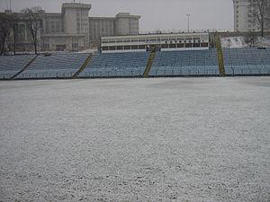 Stadionul Cotroceni - Image: Cotroceni stadium of Bucharest 2