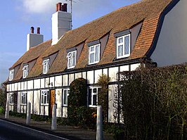 Cottages in Ashingdon