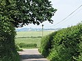 Country lane in Kingstone - geograph.org.uk - 464070.jpg