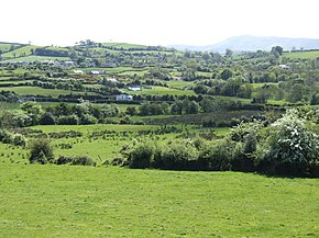 Countryside west of Ballynahinch - geograph.org.uk - 466768.jpg