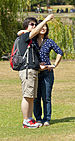 Couple taking selfie at Kew Gardens.jpg