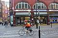 Covent Garden underground station closed (14079644412).jpg