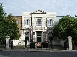 Crafts Council - The Crafts Council building in Pentonville Road, London