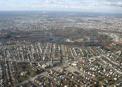 Cómo llegar a Cranston, RI en transporte público - Sobre el lugar